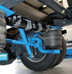 VB-FullAir rear axle